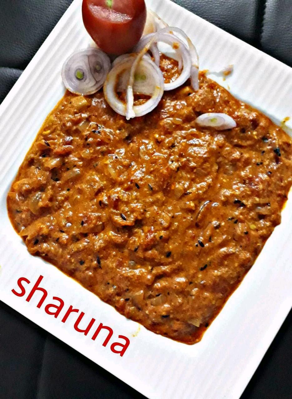 Cheese Tomato Bhartha