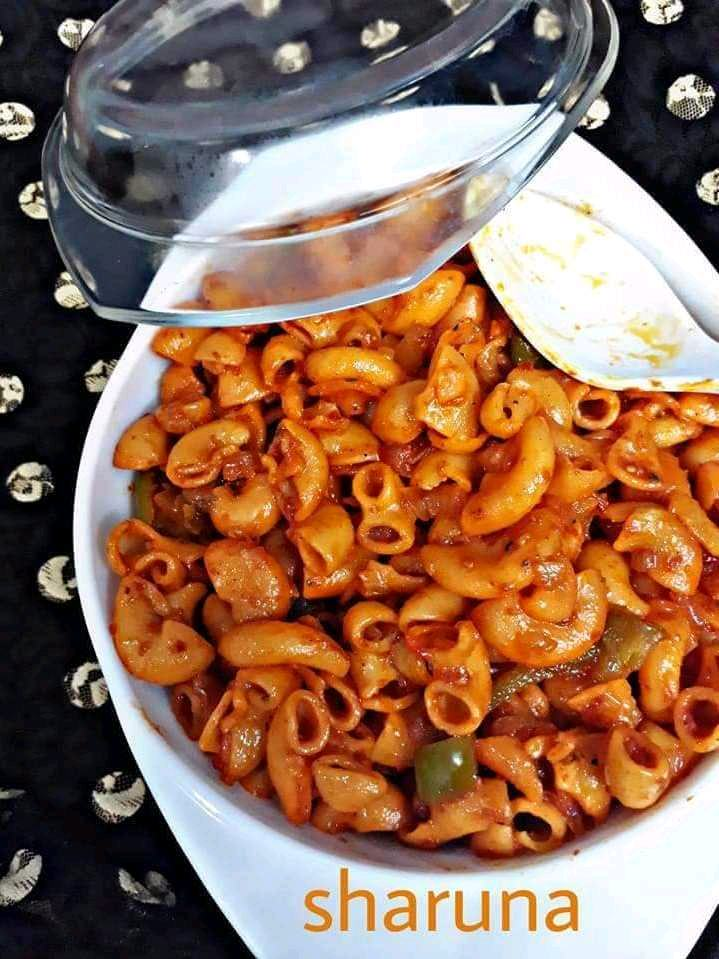 Spiced Macaroni