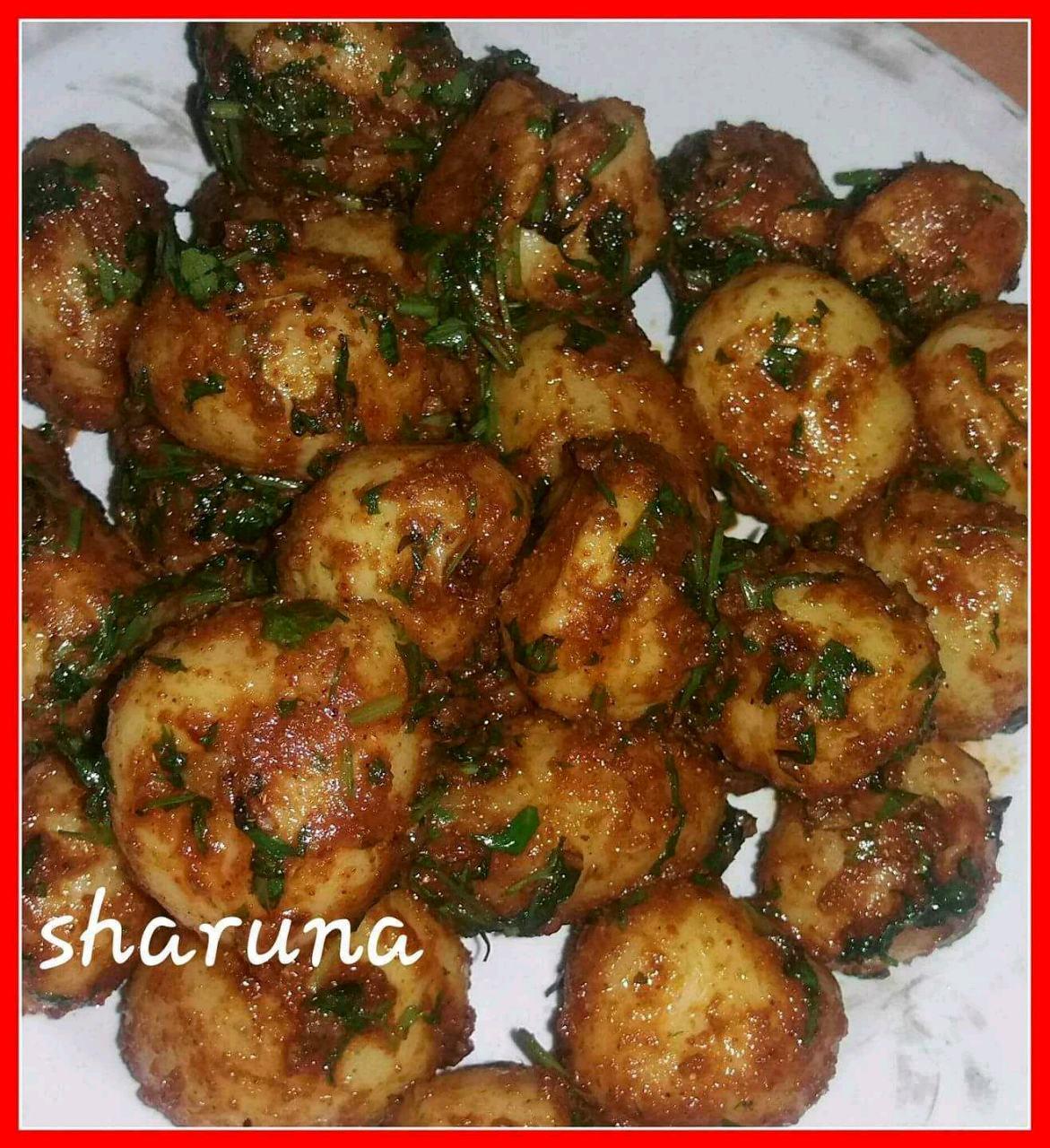 Masaledaar Chatpate Potatoes