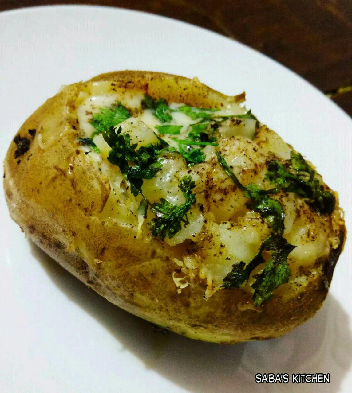 Baked Cheesy Potatoes