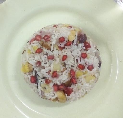 Vegetable Pulav