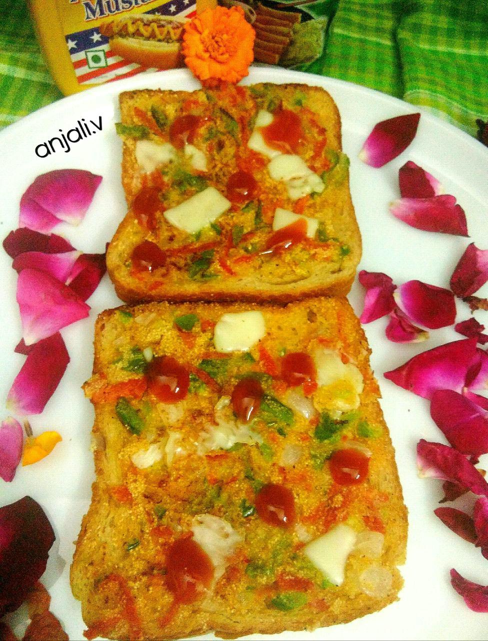 Semolina Bread Toast