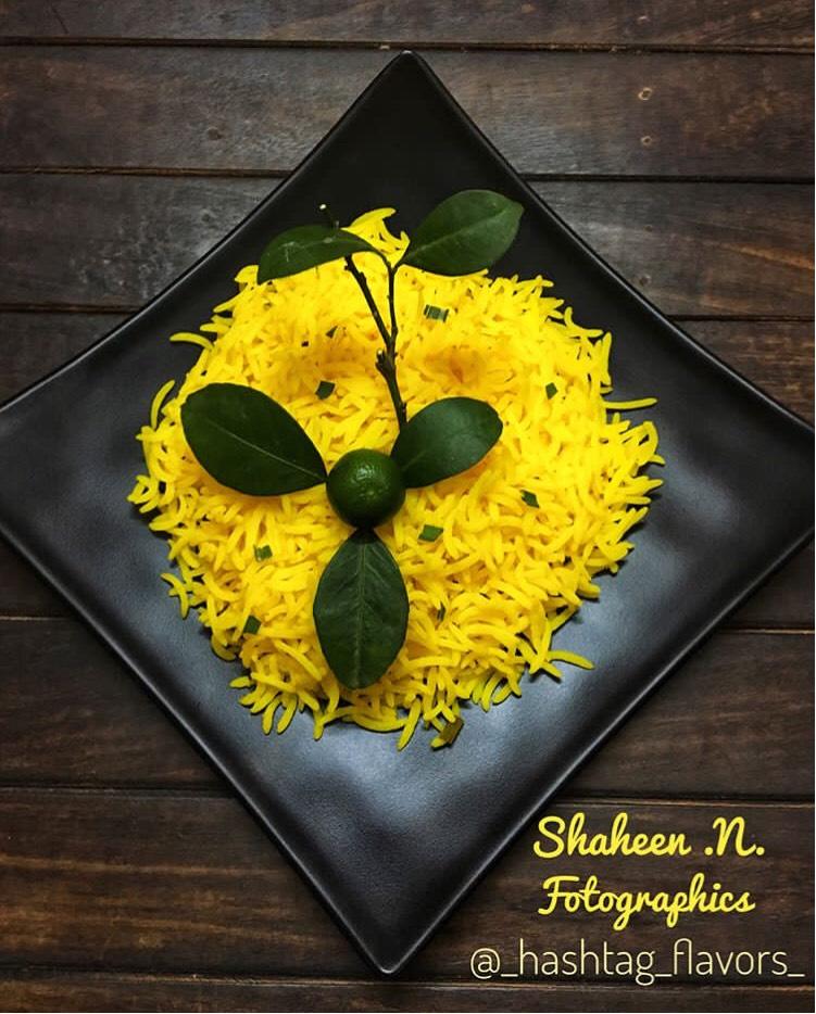 Lemon Thai Rice