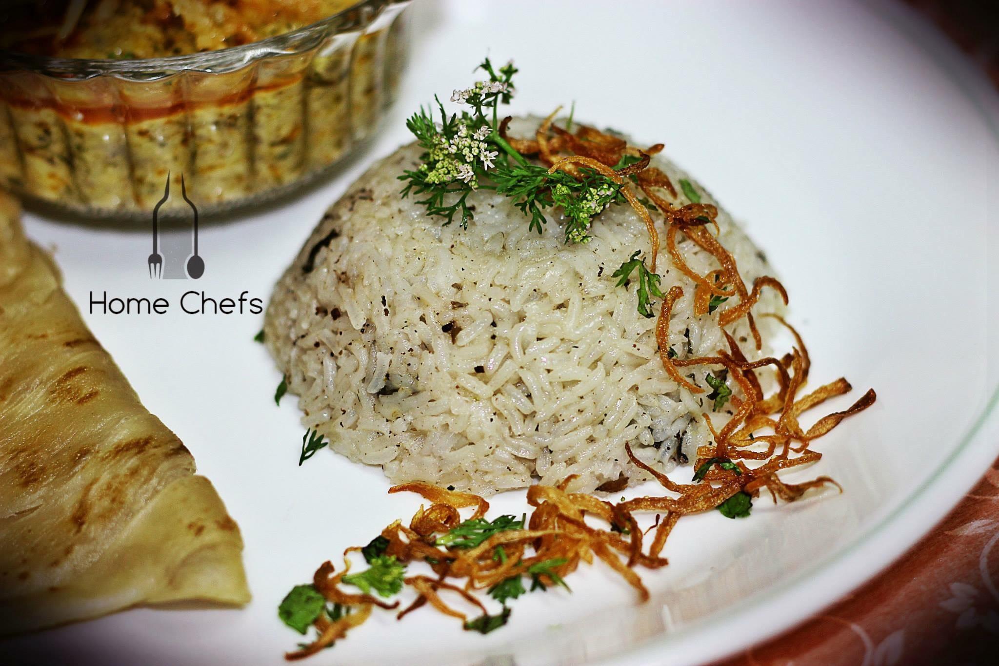 Mutton stock Rice