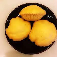 Japanese Steamed Cake