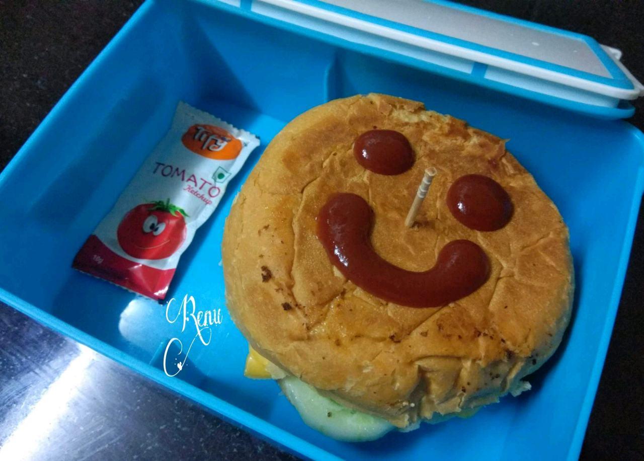 Healthily Yum Burger
