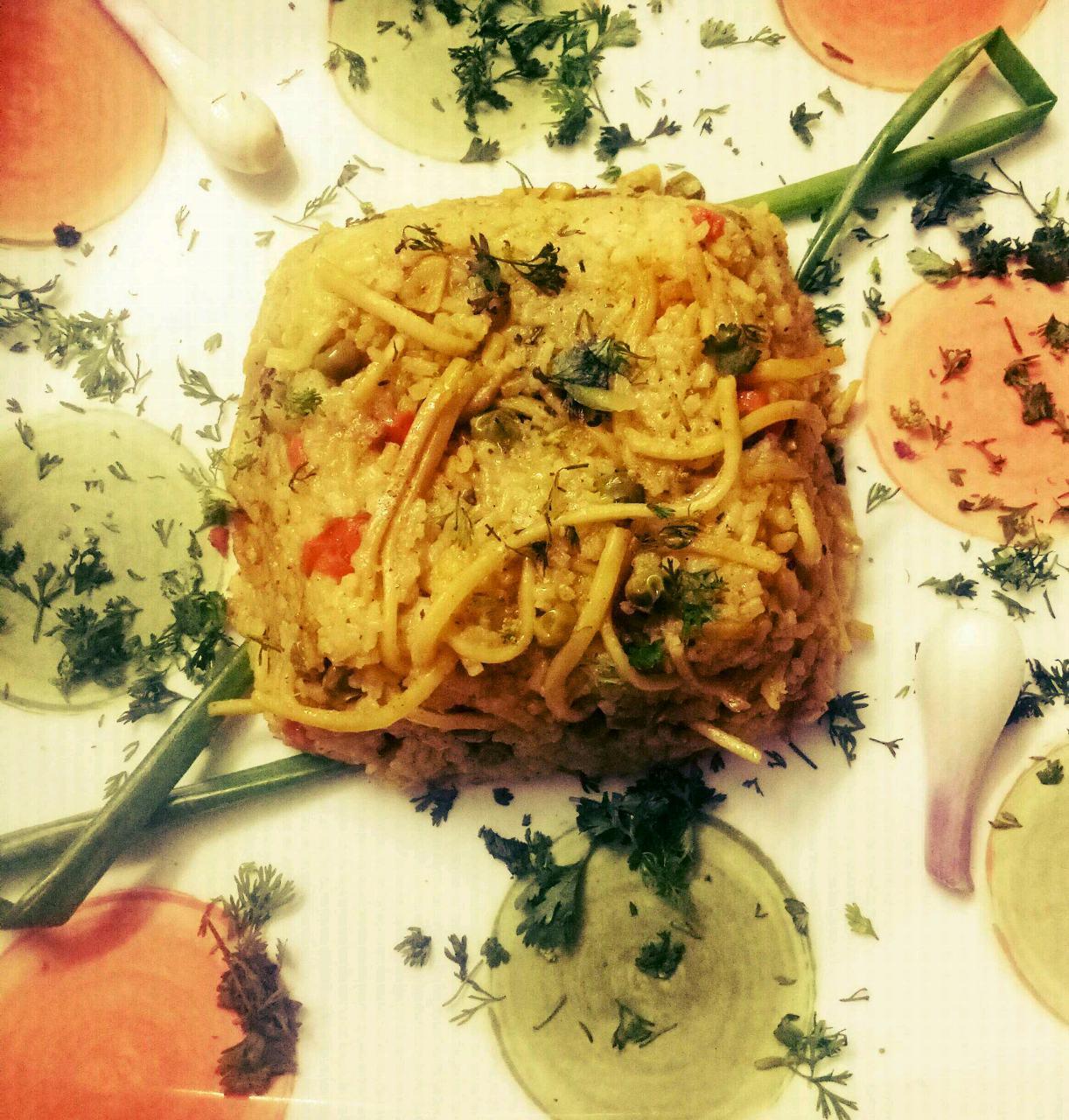 Noodles Pulav