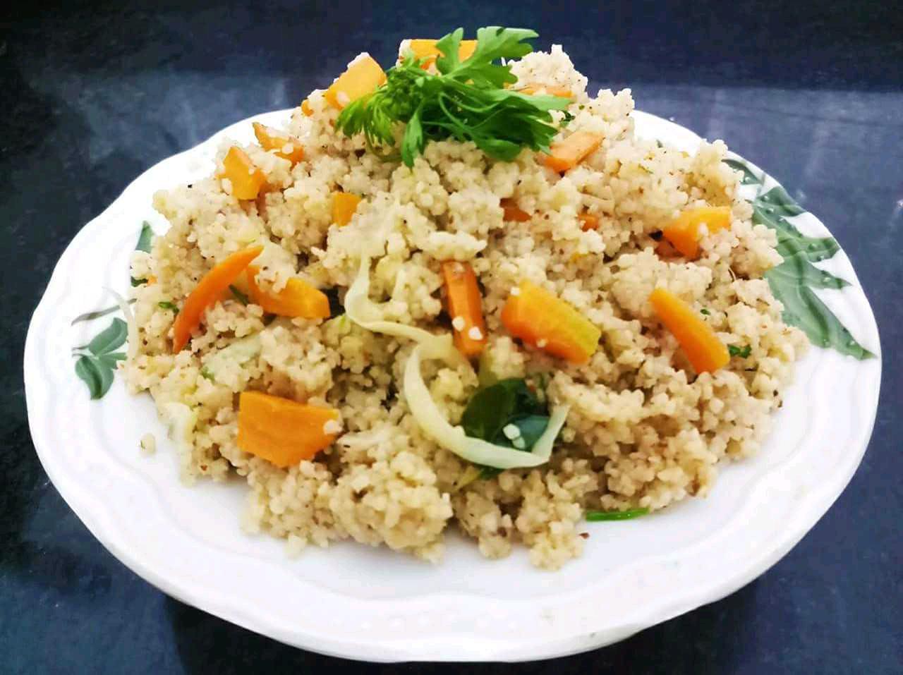 Samak Rice Pulao