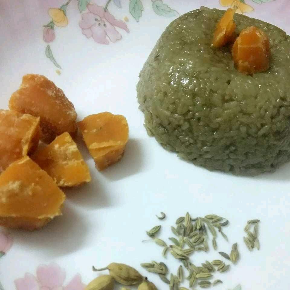 Gur Waale Meetha Rice