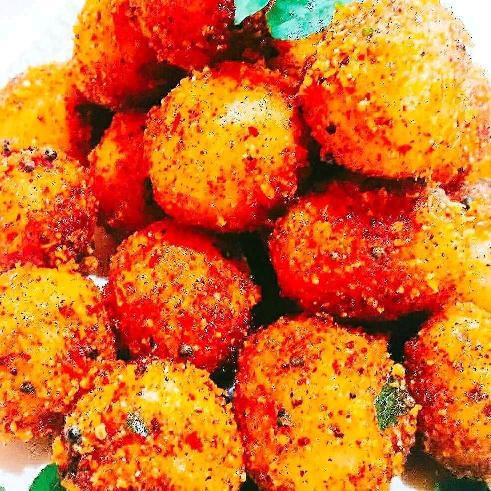 Spicy Khozhukattai