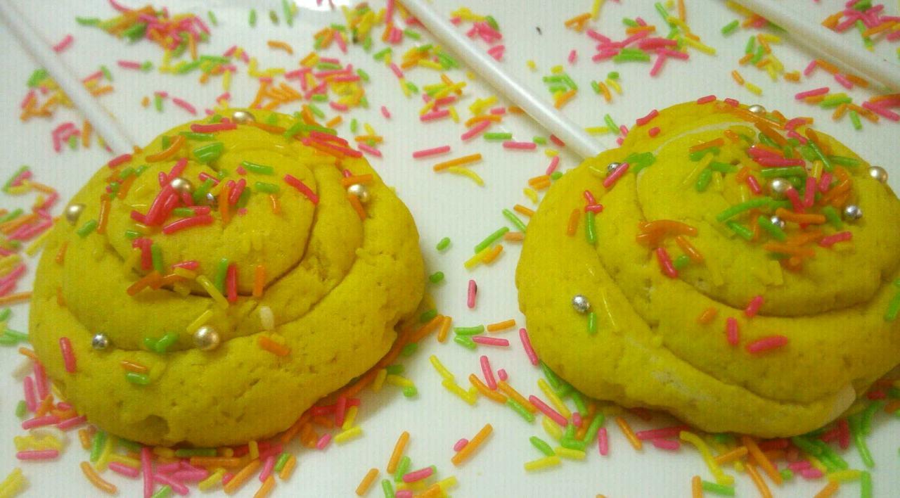 Lolipop Cookies