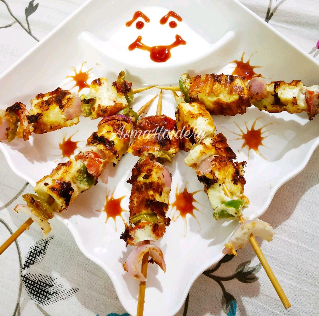 Paneer Silky Kabab