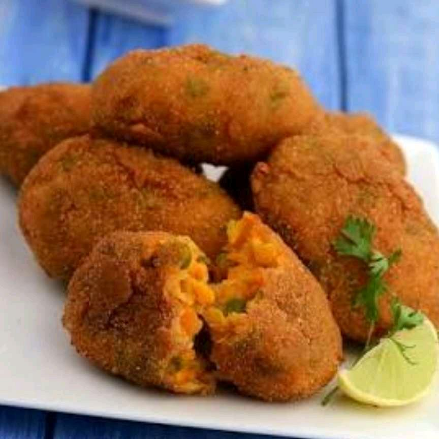 Carbo Root Cutlets