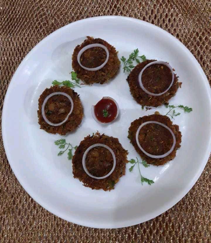 राजमा लौकी के कटलेट