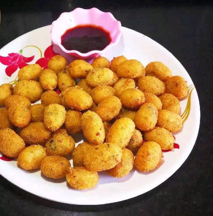 Spicy Potato Nuggets