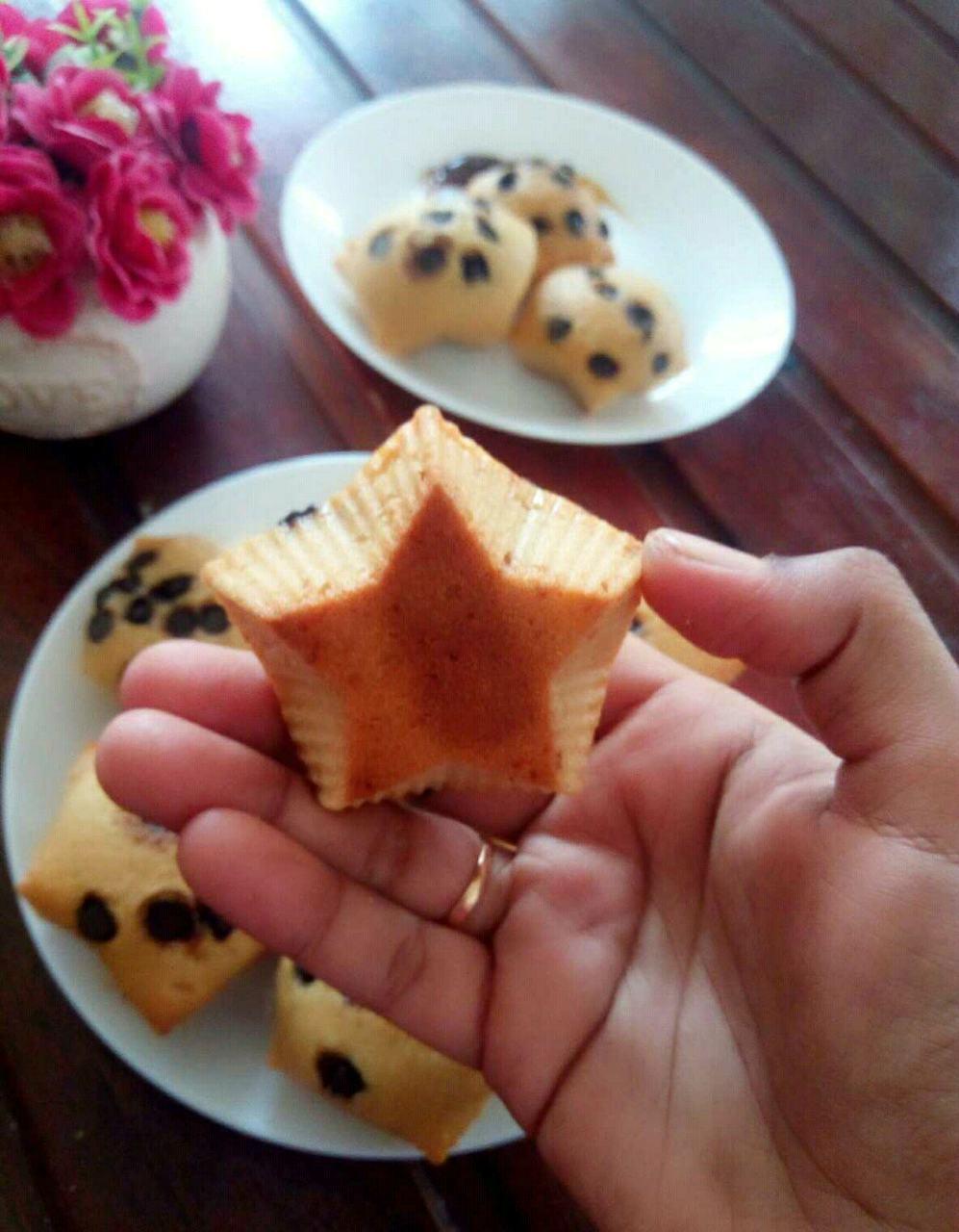 Rambuthaan chocochip muffins