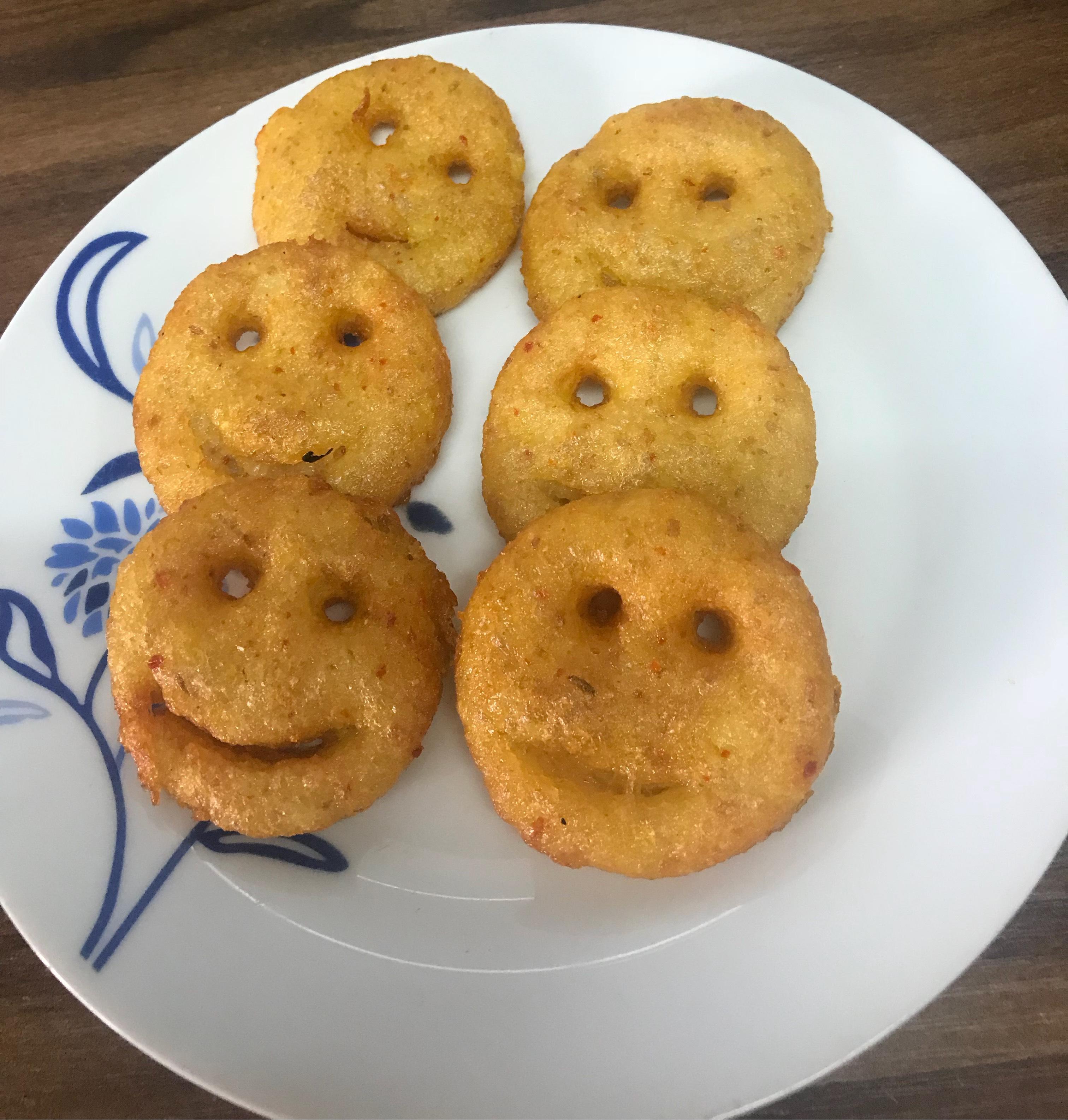 potatoes Smiley