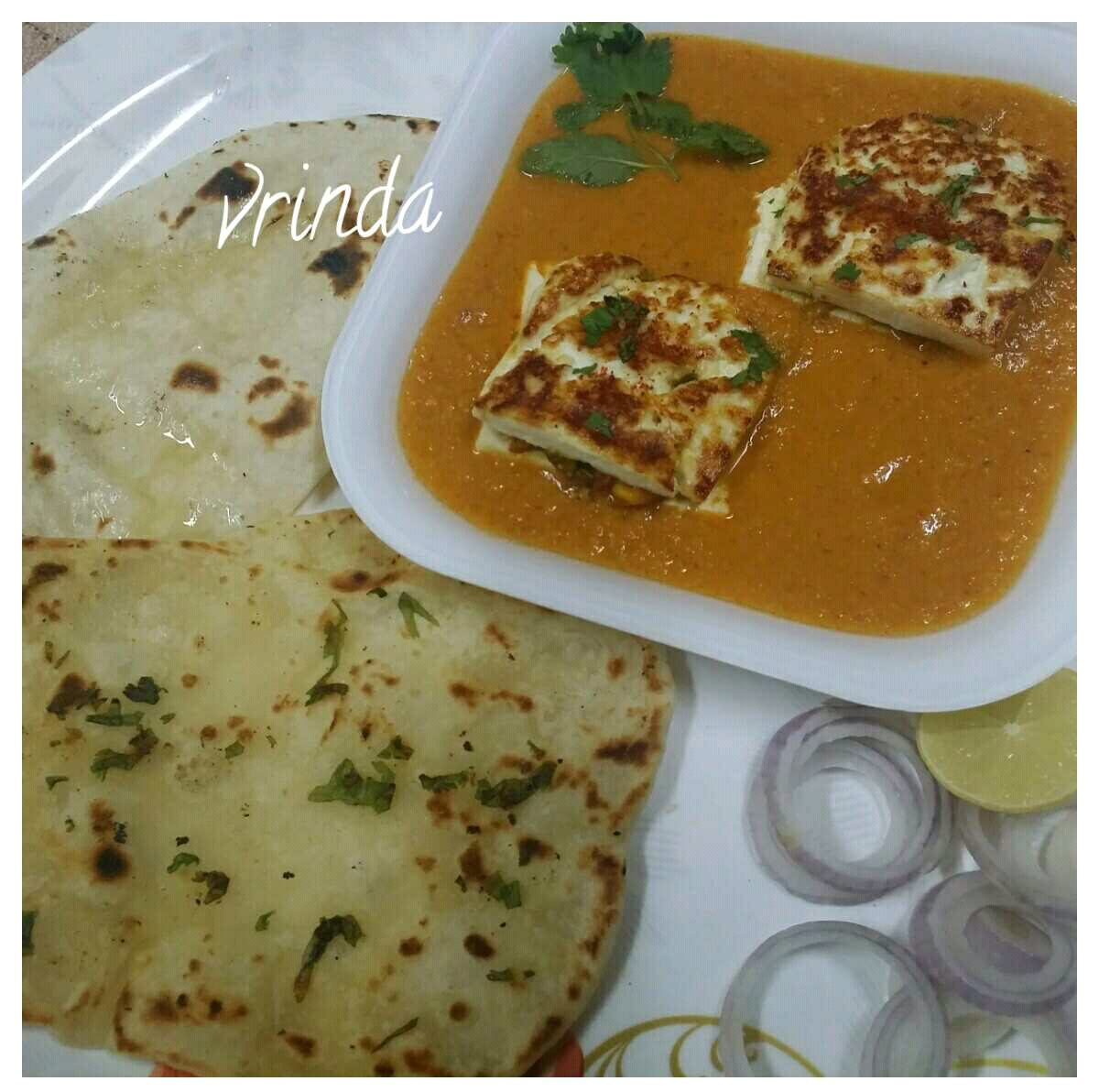 GRILLED PANEER PARCHA