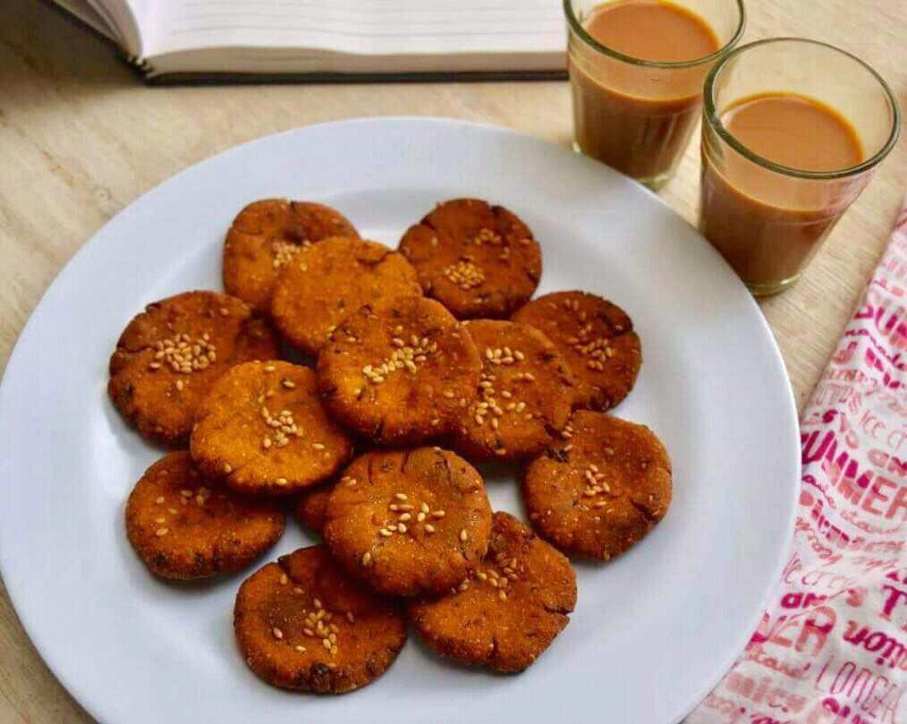Jowar Dhebra, Tea Time Snack