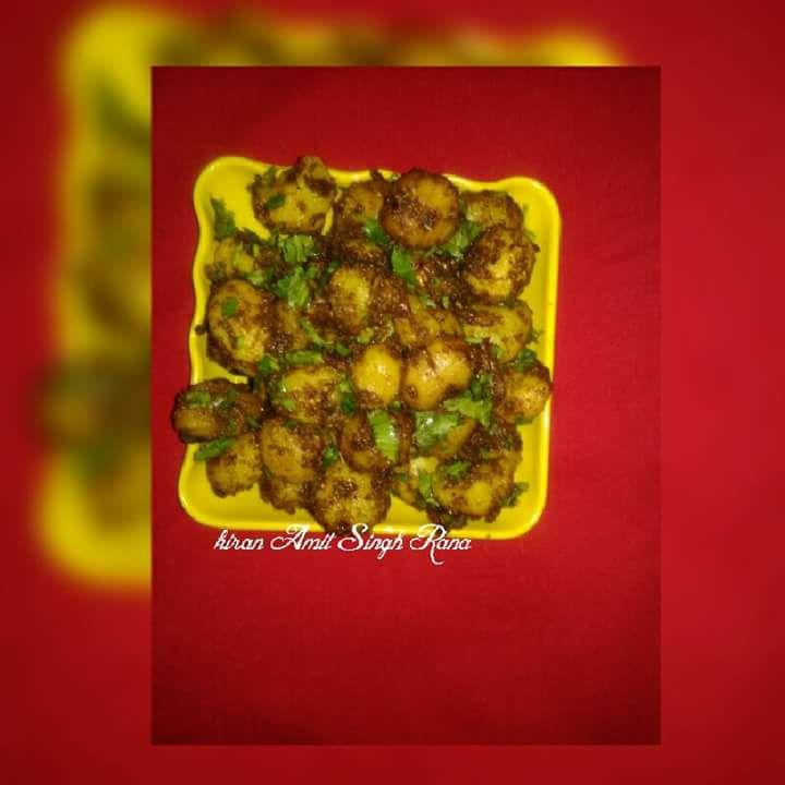 Baby potato Fri