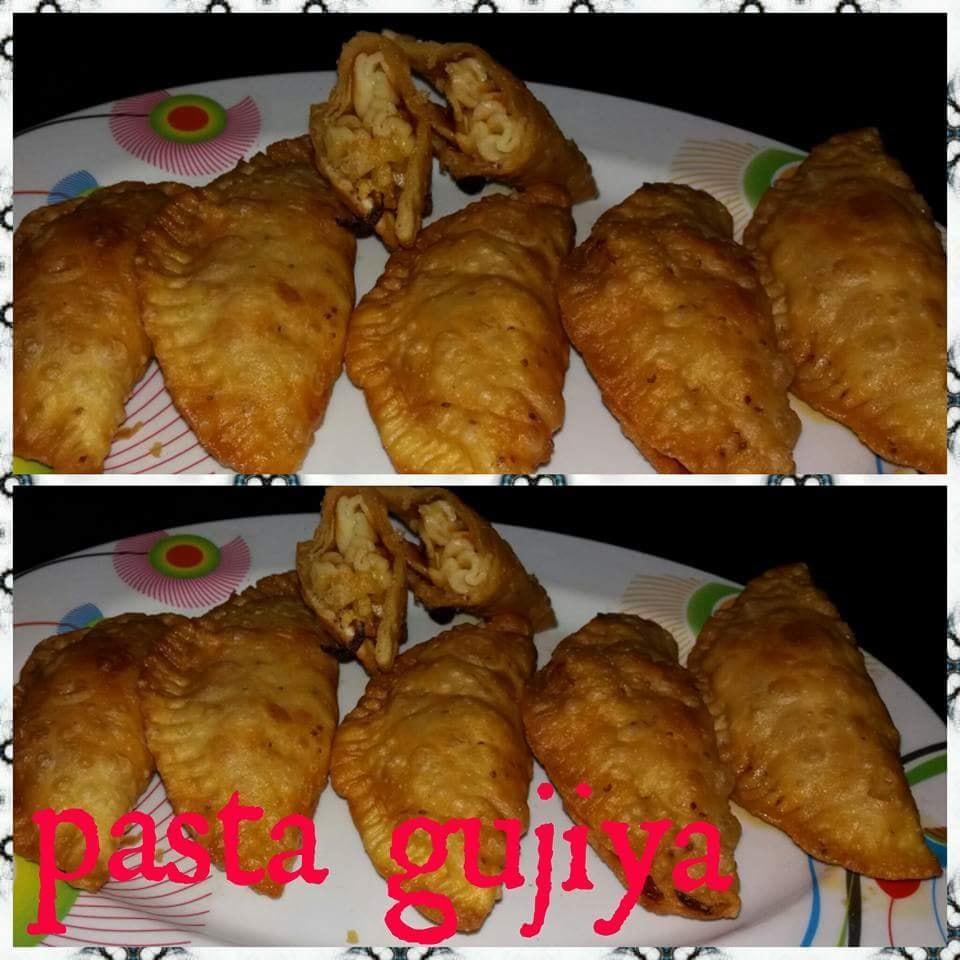 Pasta Gujiya