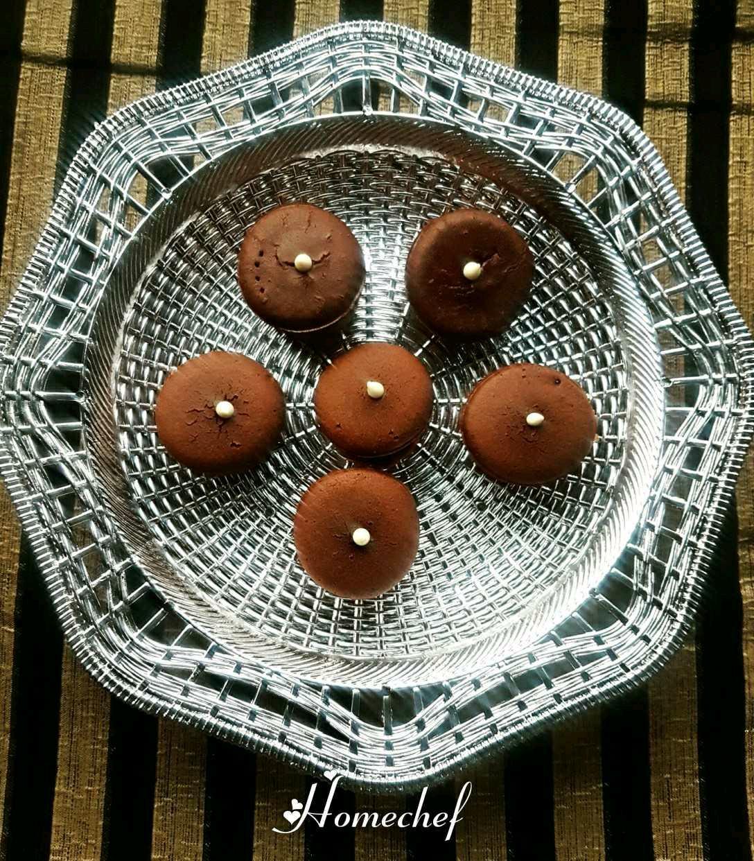 Choco Lava Cup Cake