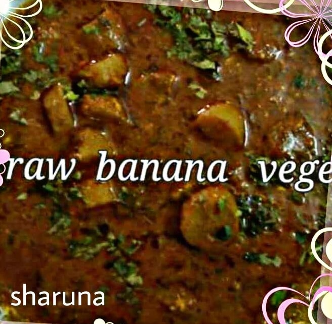 RAW BANANA VEGE