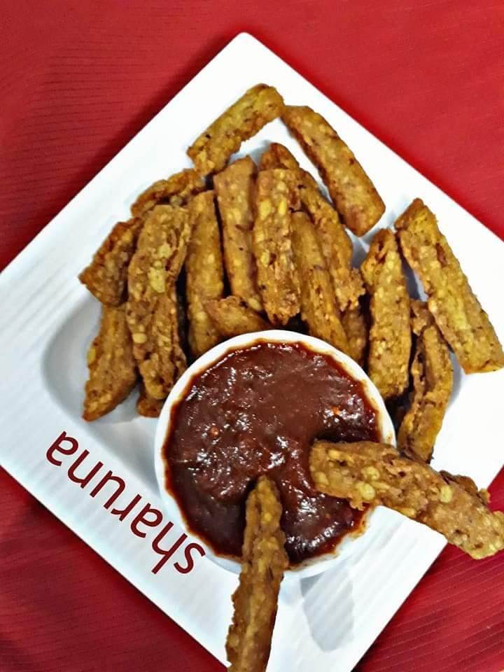 Healthy French Fries without Potatoes