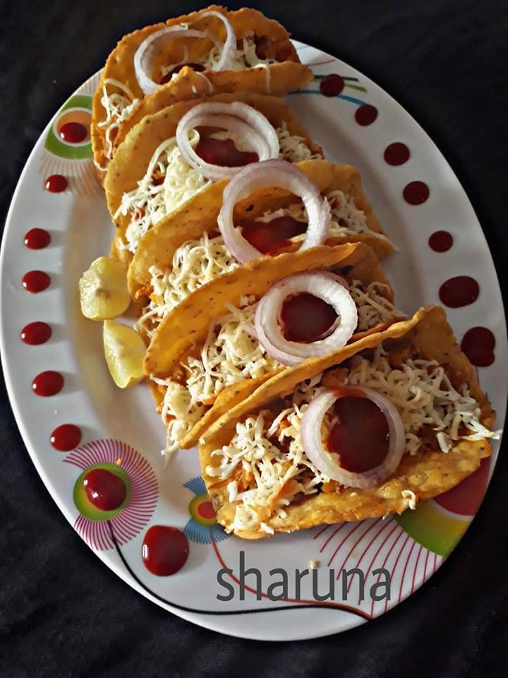 Veg Mexican Tacos