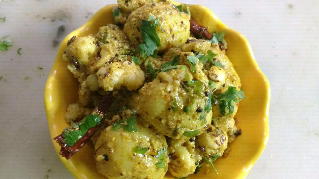 Makhana Baby Potatoes
