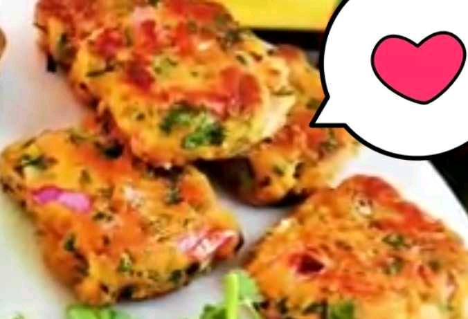 Bread Vegetable Cutlets