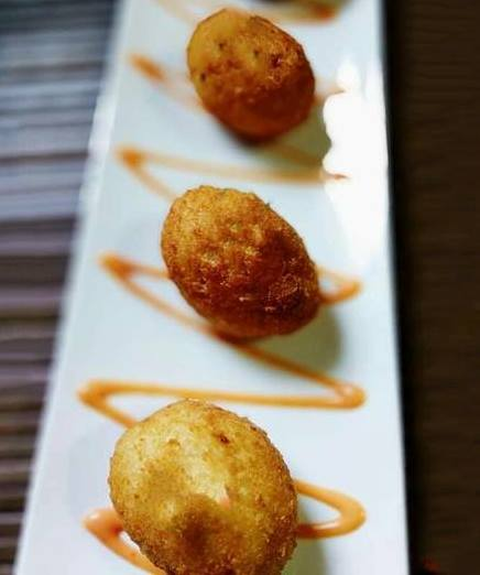 Moong Yam 'N' Carrot Croquettes