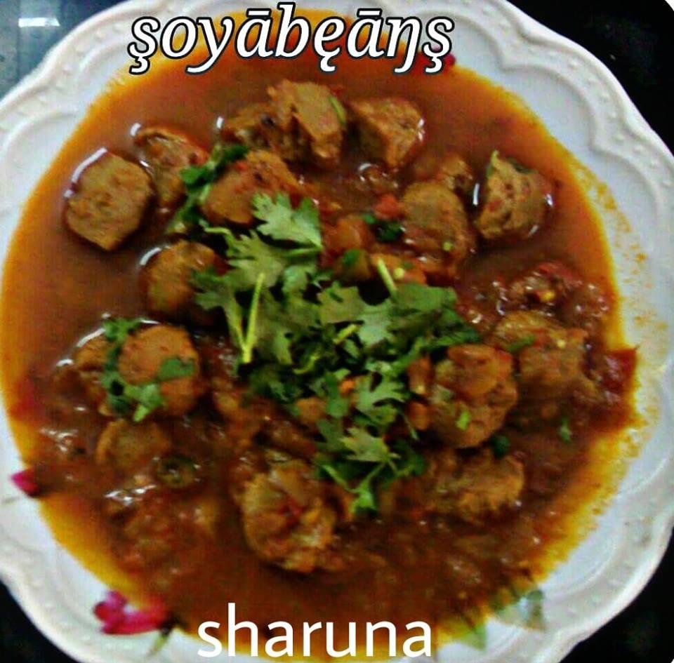 soya bean chunks