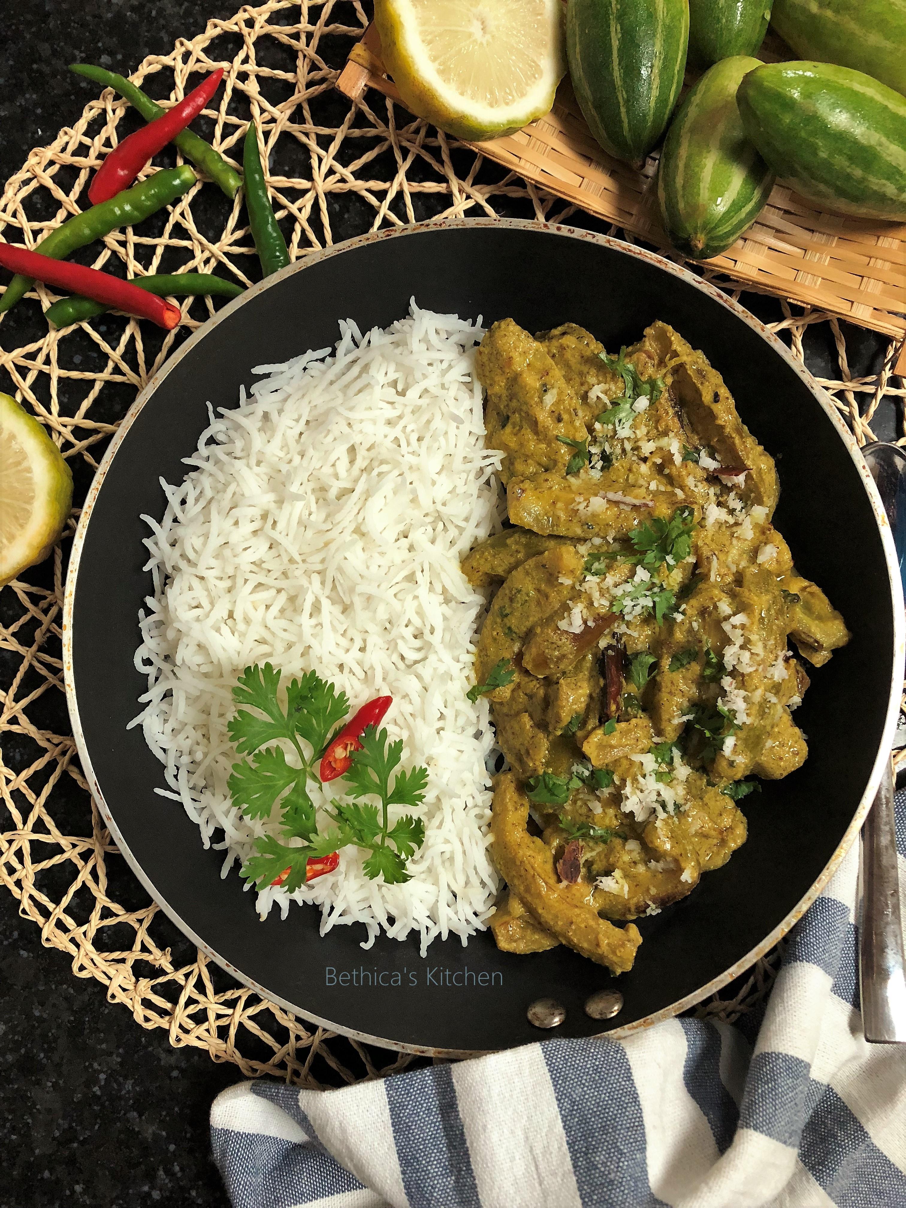 Potoler (Parwal) Korma - Traditional Bengali Cuisine