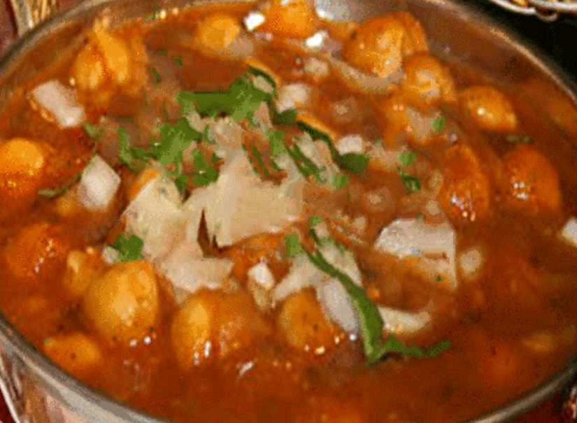 Special Amritsari Cholle