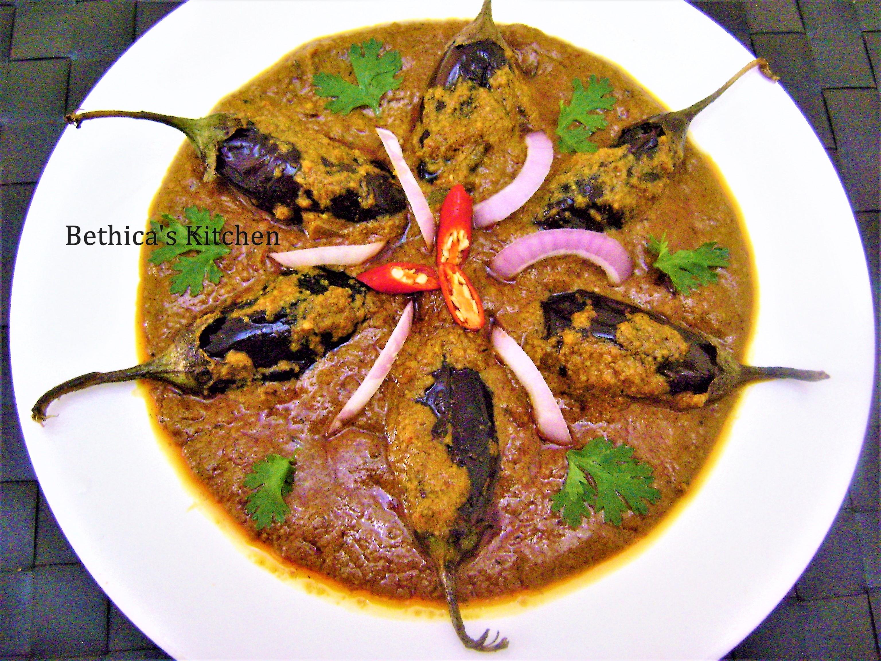 Bagara Baingan (Hyderabadi Cuisine)