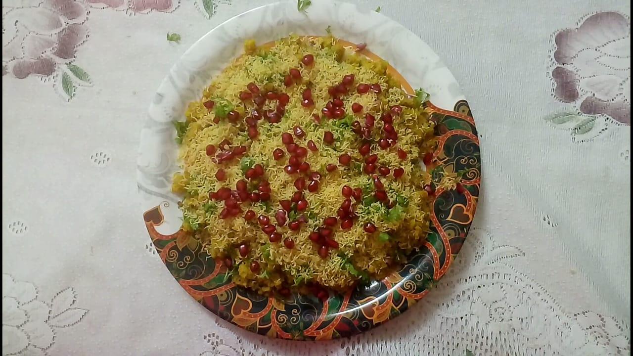 Sev Khamani ( gujarati traditional)