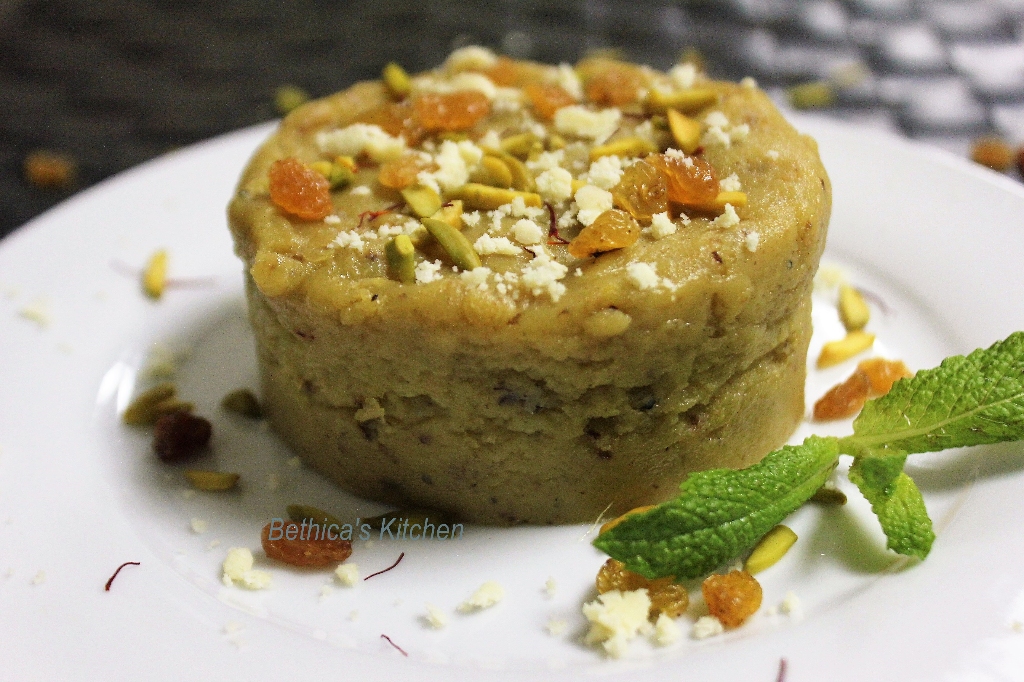 Mutton Halwa (Traditional Mughlai Dessert)