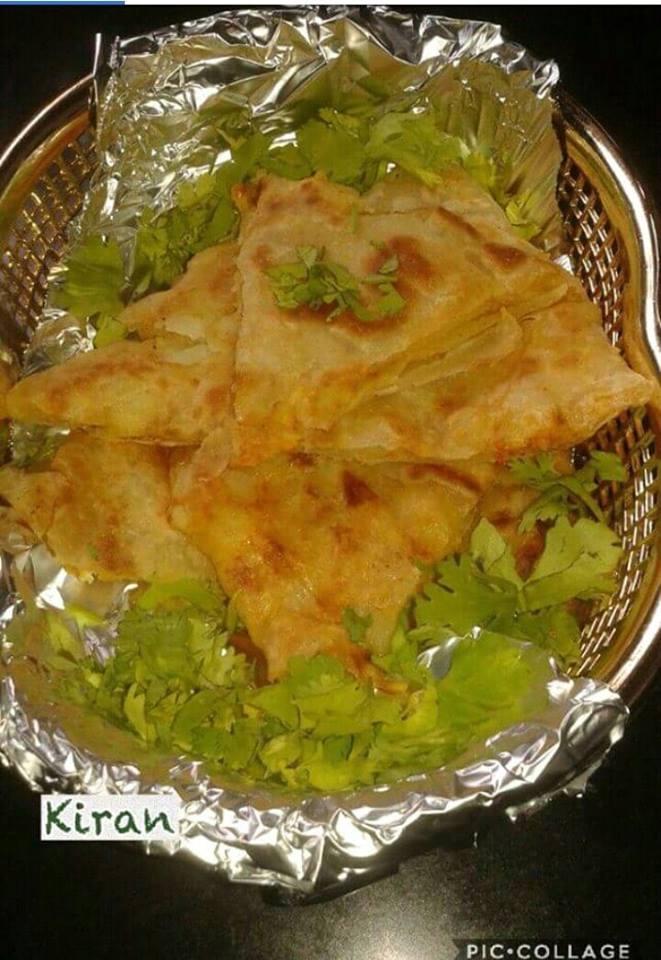 Afgani snacks~Bolani