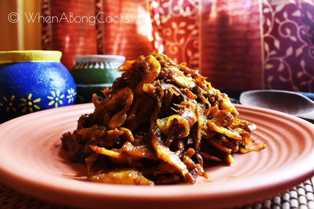 Chingri Shutkir Chutney I Dried Prawn Chutney