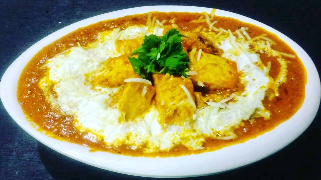 Cottage Cheese Butter Masala