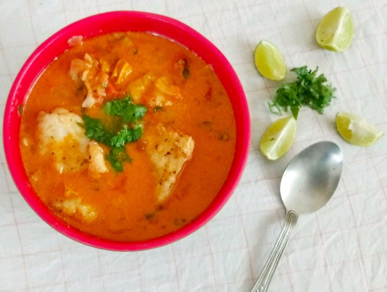 Moqueca/Brazilian Fish Stew