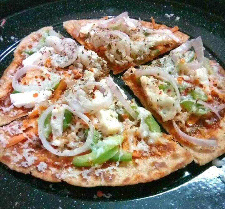 Khakhara Pizza