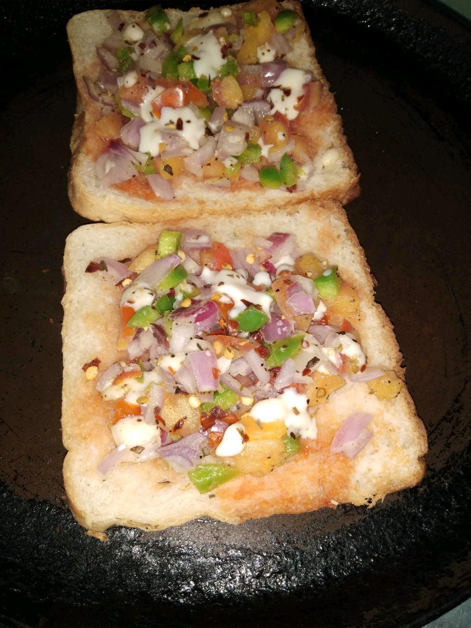 Bread Piza