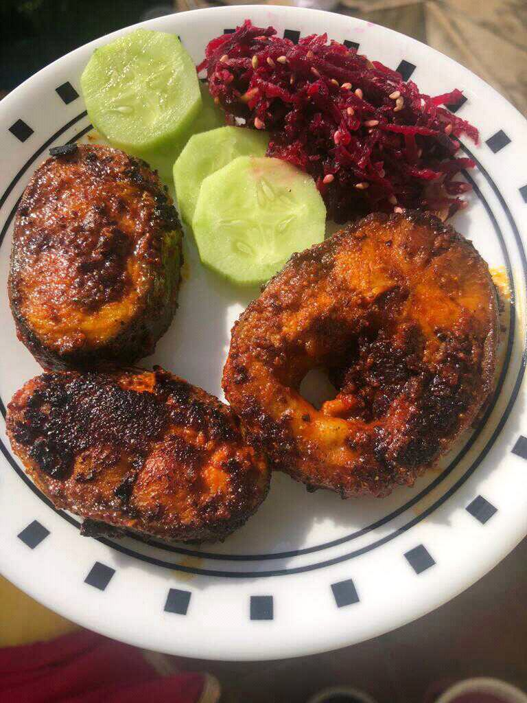 Chatpati Fish Tawa Fry