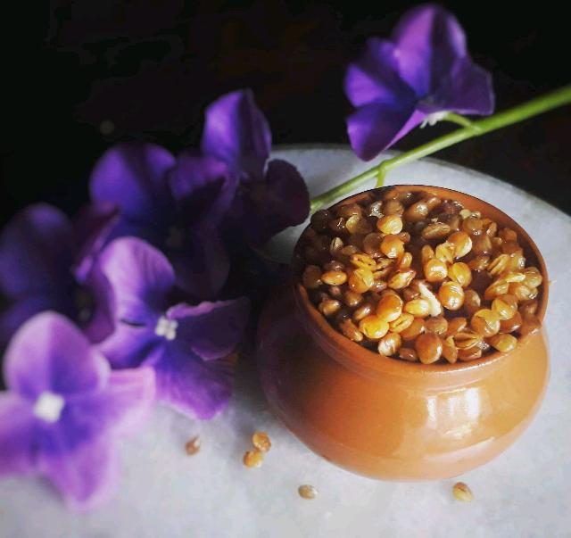 Diwali Faral : Savory Crunchy Fried Lentils