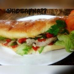 Whosayna's Subway Sandwiches