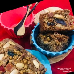 Whosayna's Fruit Cake