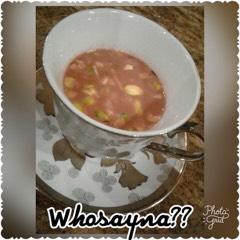 Whosayna's Kashmiri Pink Tea