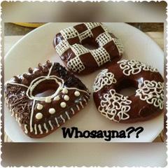 Whosayna's Nutella Donuts